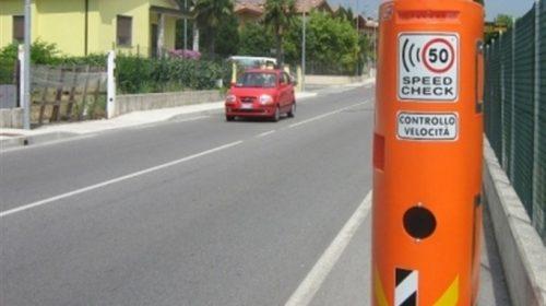 Nuovi speed-check per ridurre la velocità automobilistica