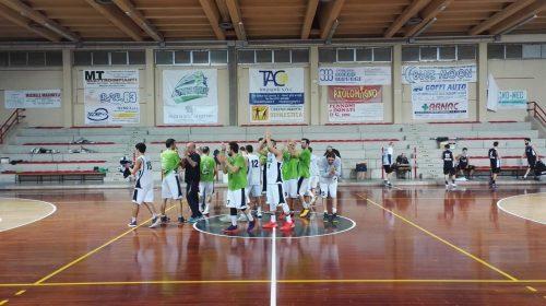 Il Marotta Basket termina con un successo la regular season