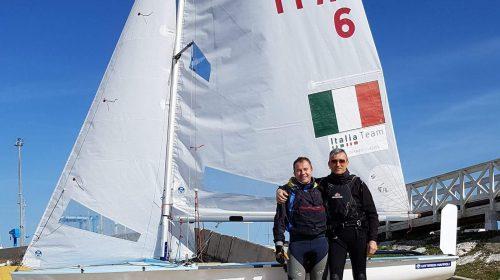 Il Sailing Team ai Campionati Italiani Classi Olompiche