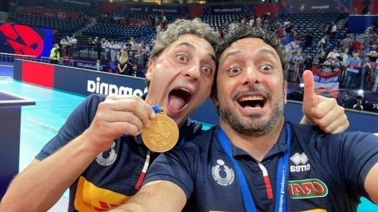 Davide Mazzanti e Matteo Bertini